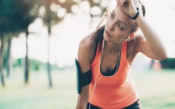 Recomendaciones para el deporte después de sesión de láser